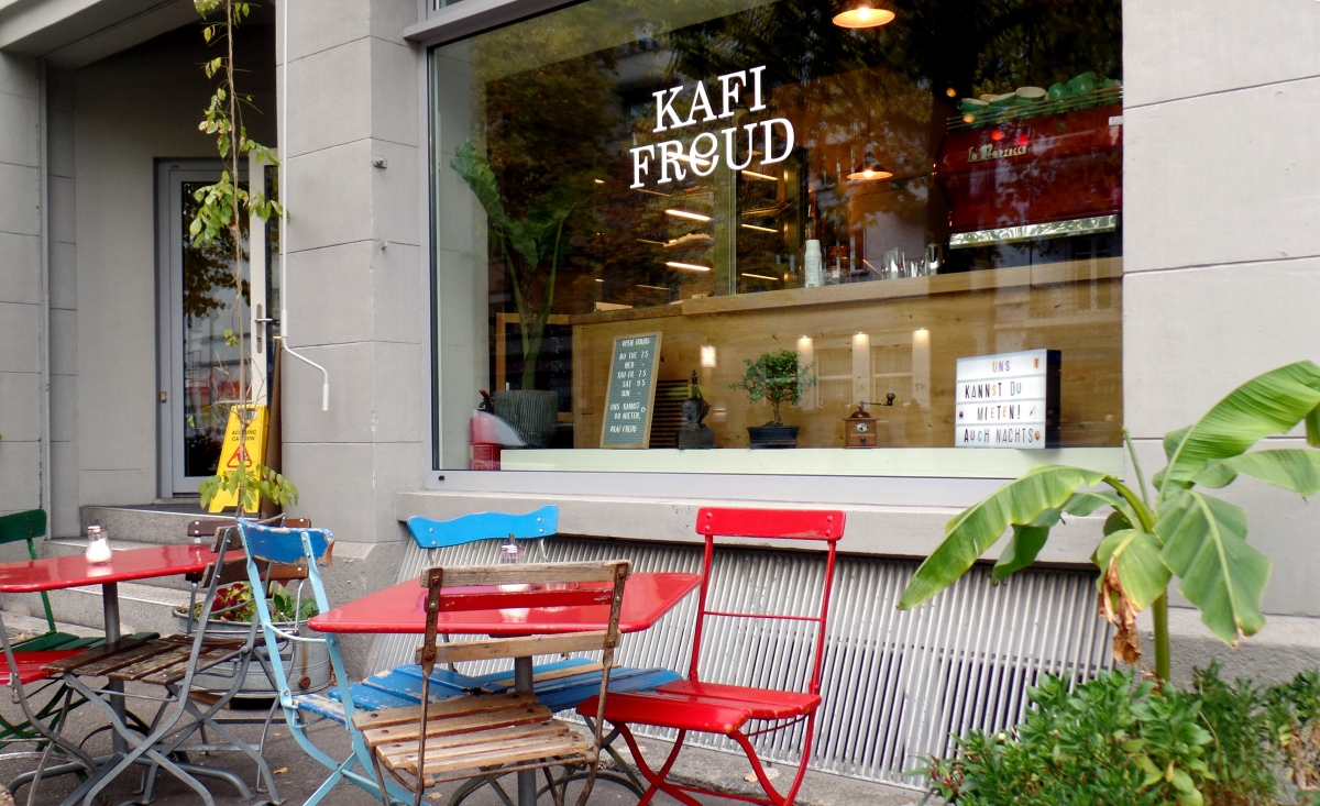Review: Kafi Freud