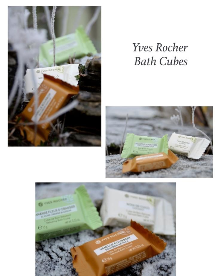 Bath Cubes